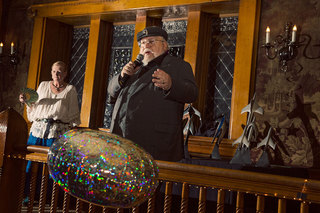 George RR Martin / 2015 Hugo Awards